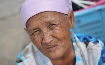 Les seniors et l'ostéopathie